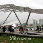 Crashpad Filming in Vancouver