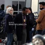iZombie Filming in Vancouver