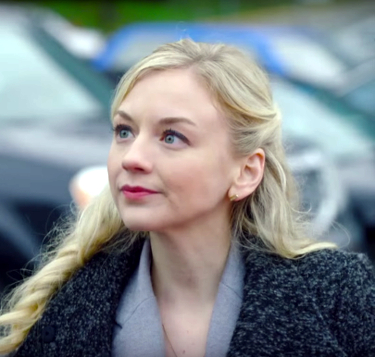 Love on the Sidelines Emily Kinney