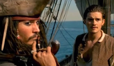 Pirates of the Caribbean Filming in Vancouver