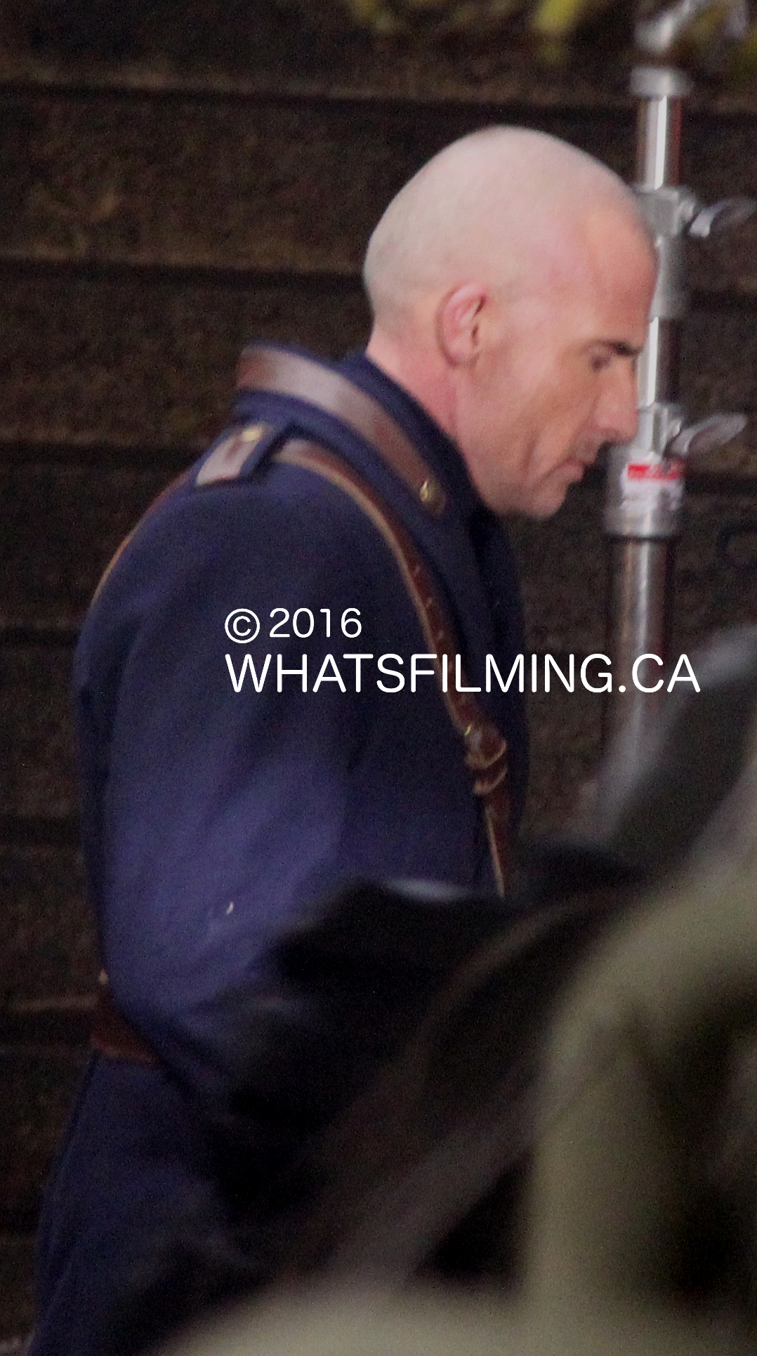 Legends of Tomorrow filming at Robson Square Vancouver