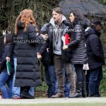 Once Upon a Time Filming at Central Park Burnaby