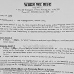 When We Rise Filming Notice For March 2 At Ovaltine Cafe Vancouver