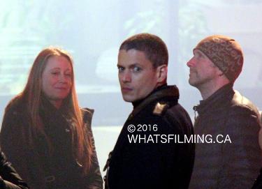 Prison Break Revival Filming