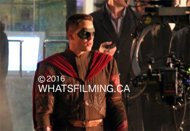 Sidekick Filming in Vancouver