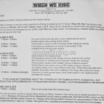 When We Rise Filming Notice April 4, 5, 2016 Georgia Heatley