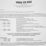 When We Rise Filming Notice April 6, 7, 2016 St James and Powell Street