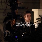 The Flash Season 2 Finale Filming