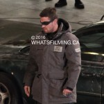 Arrow Season 4 Finale Filming