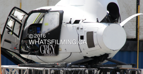 Christian Grey Helicopter