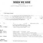 When We Rise Filming Notice May 16, 17, 2016 Heather St Vancouver