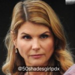 Lori Loughlin Filming Garage Sale Mystery in Vancouver