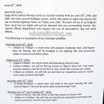 Dead of Summer Filming Notice June 24/27/28 at Everett Crowley Park Vancouver