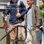 Ross Lynch filming Status Update movie in Vancouver