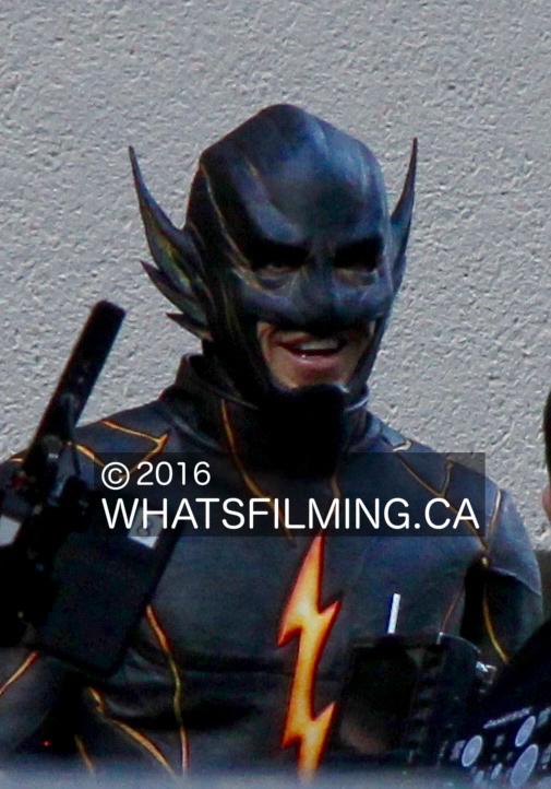 The Flash Season 3 Filming
