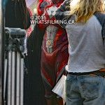 Power Rangers Movie: The Red Ranger Suit