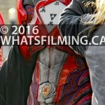 Power Rangers Movie Red Ranger Suit