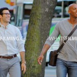 Tyler Hoechlin as Clark Kent & Mehcad Brooks as James Olsen