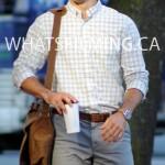 Tyler Hoechlin as Clark Kent