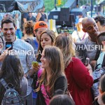 Tyler Hoechlin & Mehcad Brooks take pics with fans