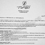 The Flash Filming Notice August 3, 2016 at Hamilton/Drake/Homer Streets in Yaletown, Vancouver