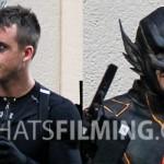 Todd Lasance as The Rival in The Flash Season 3