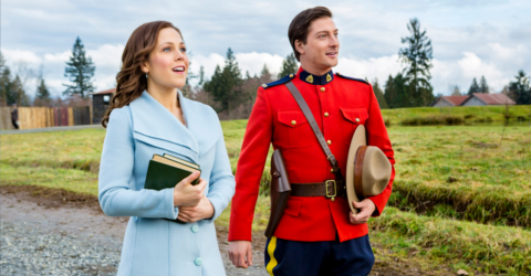 Erin Krakow & Daniel Lissing of When Calls the Heart Season 4