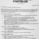 Supernatural Filming Notice September 20-28, 2016 in New Westminster