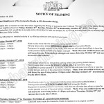 Descendants 2 Filming Notice October 21, 23, 26 at Ironworks Studio on Alexander St in Vancouver