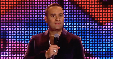 Public Schooled Stars Russell Peters