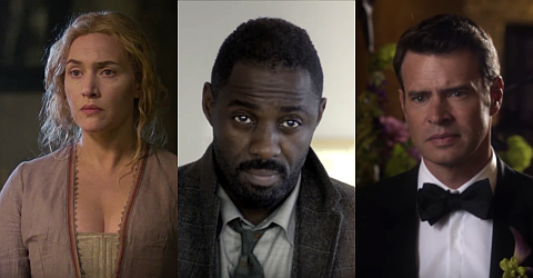 The Mountain Between Us stars Kate Winslet and Idris Elba