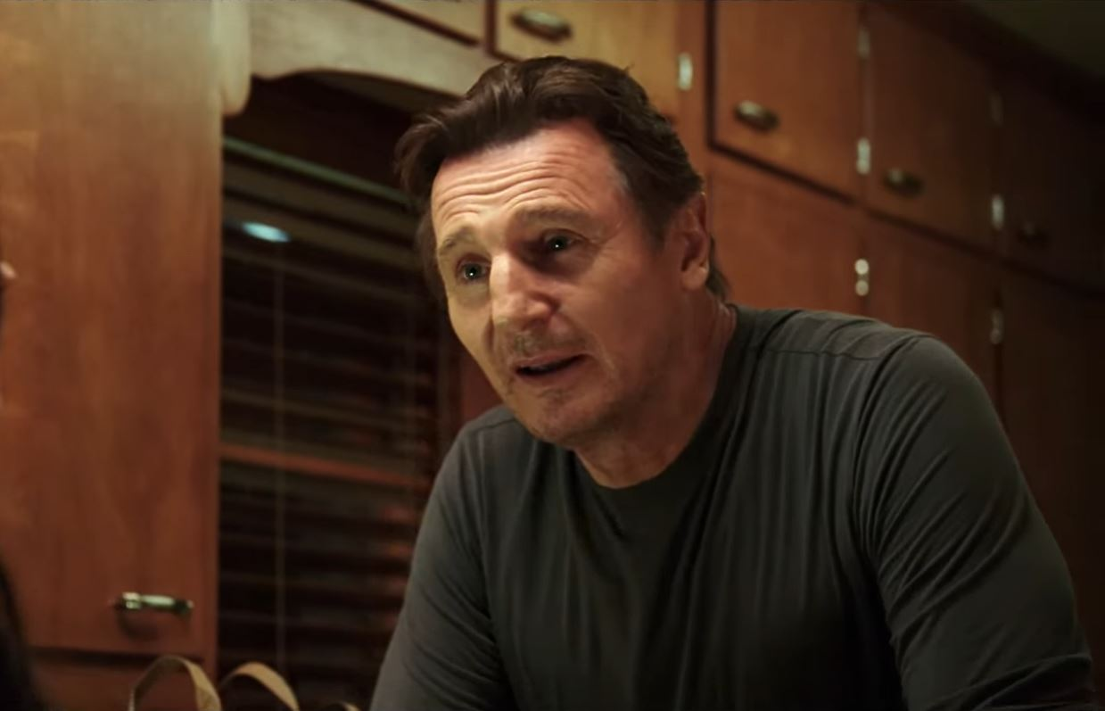 Hard Powder stars Liam Neeson