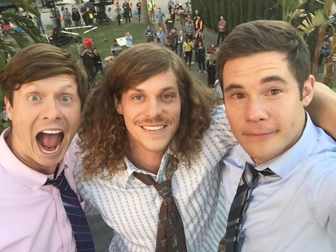 Game Over, Man! stars Blake Anderson, Anders Holm and Adam Devine