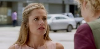 My Favorite Wedding stars Maggie Lawson from Psych