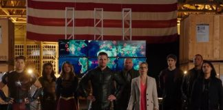 2017 Arrowverse Crossover
