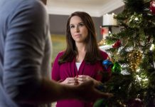 The Sweetest Christmas stars Lacey Chabert