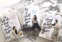 To All The Boys I've Loved Novel Series by Jenny Han