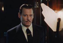 Richard Says Goodbye Stars Johnny Depp