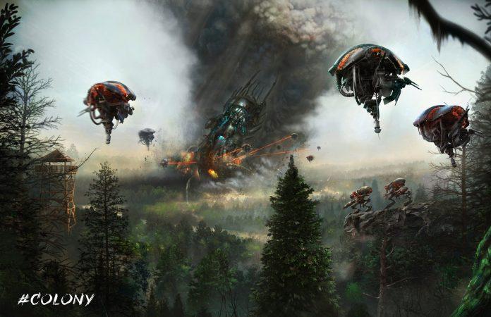 Colony Season 3 Concept Art
