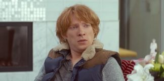 Crash Pad Movie Stars Domhnall Gleeson