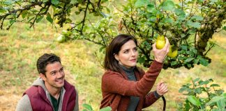 Harvest Love from Hallmark stars Jen Lilley and Ryan Paevey