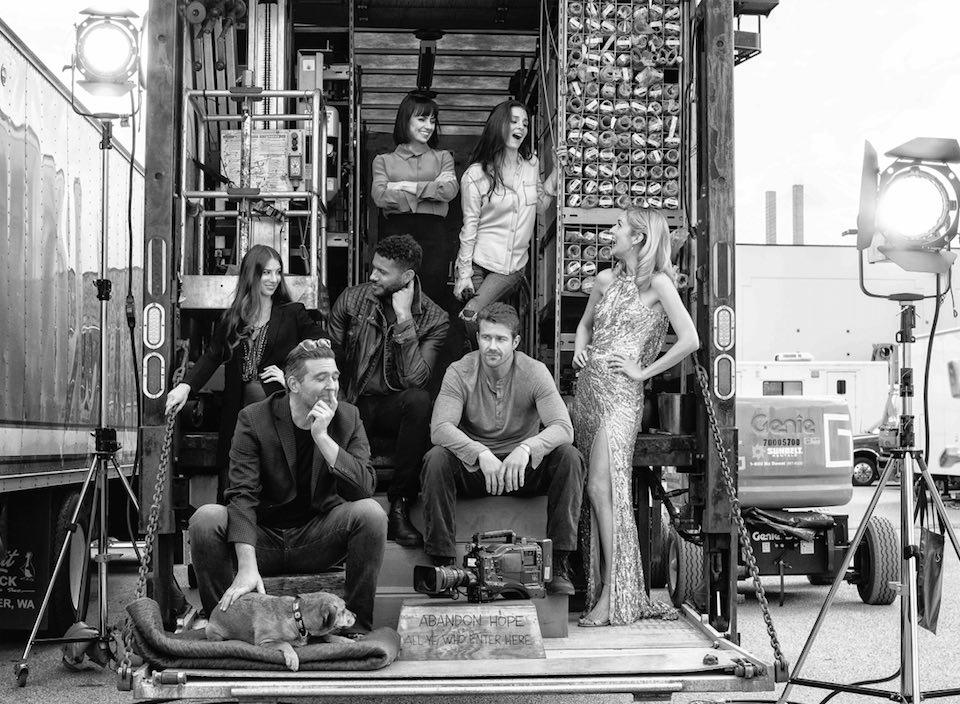 UnREAL Season 4 Starts Filming in Vancouver