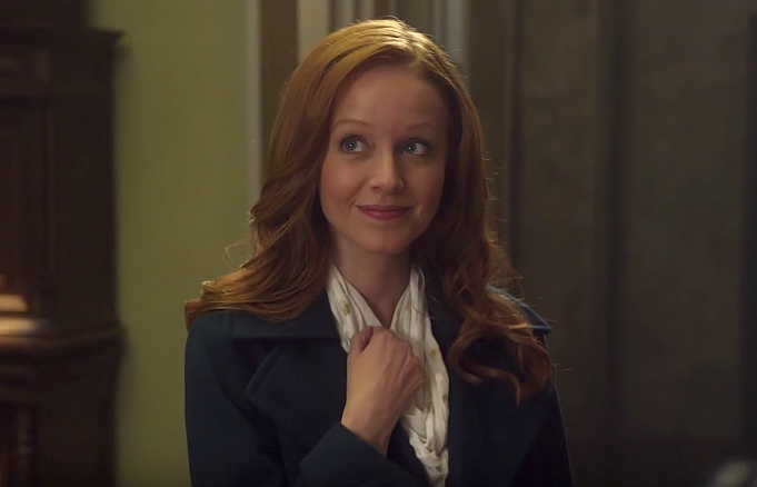 Unbridled Love stars Lindy Booth