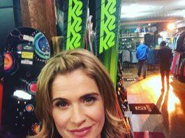 Heart of the Mountain stars Kristy Swanson