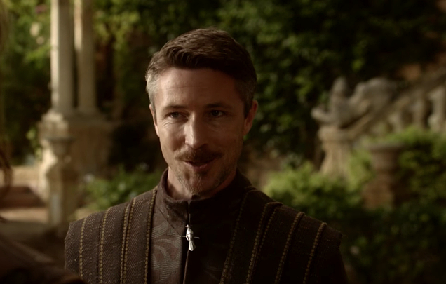 Blue Book Stars Aiden Gillen