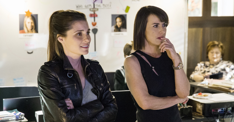 UnREAL Season 3 Stars Shiri Appleby and Constance Zimmer