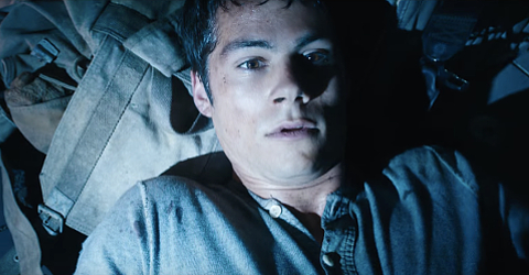 The Death Cure Stars Dylan O'Brien