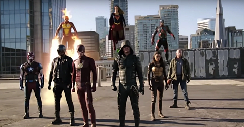 Comic Book Shows Filmed in Vancouver include Arrow, The Flash, Legends of Tomorrow, Supergirl and more