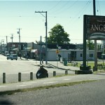 Power Rangers Movie Filming Locations: Moncton Street in Steveston, BC as seen in the trailer for Power Rangers (2017)