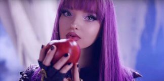 Descendants 3 Starts Filming in Vancouver in May - Still of Dove Cameron as Mal